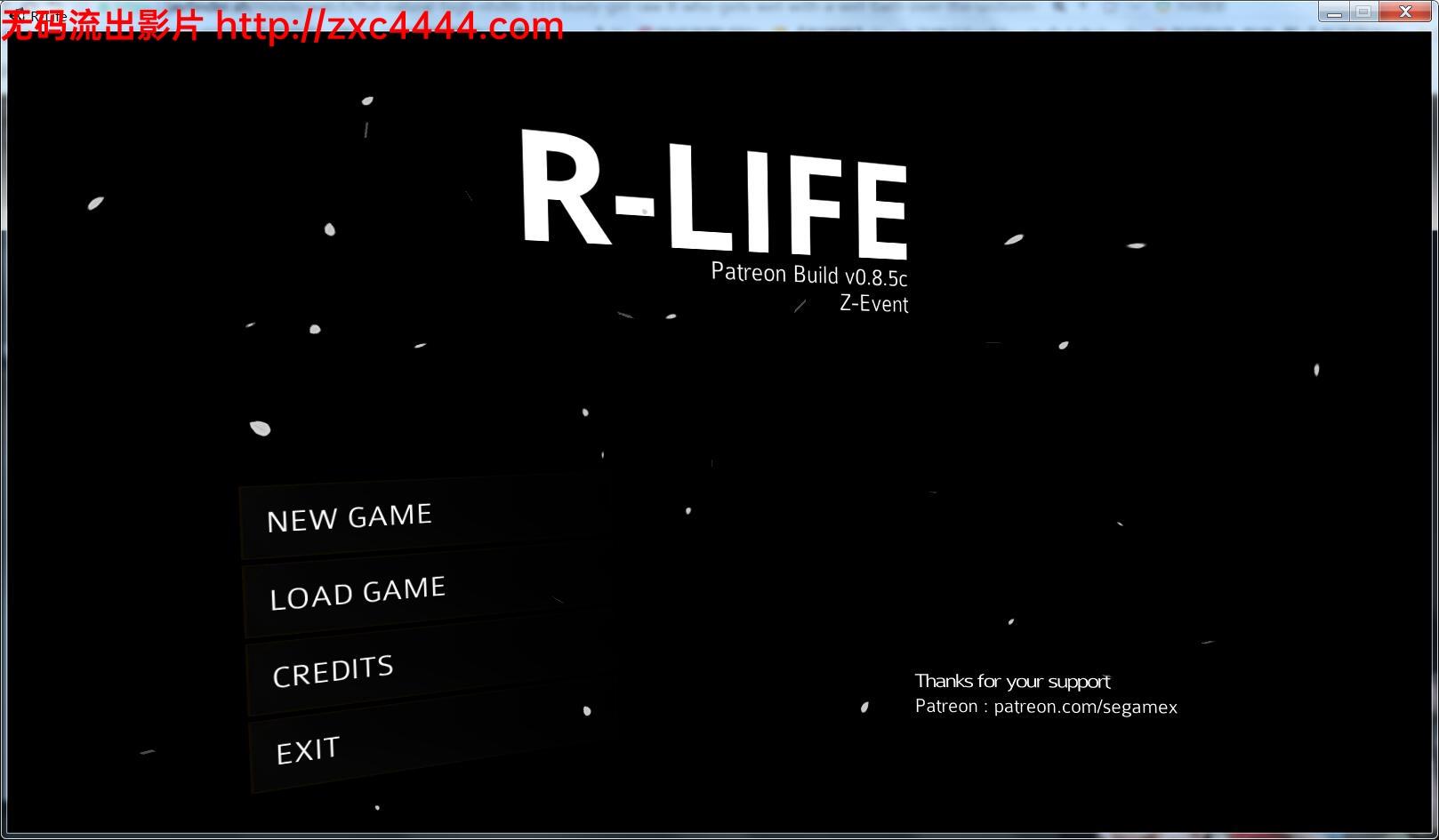 R-LIFE~和蕾姆一起荒岛求生 Ver0.8.5b 【更新/ACT/3D/动态CG/4.2G】10-28-01